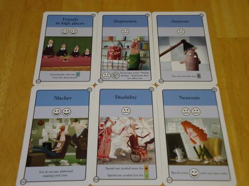 CV: Gossip Fate Cards