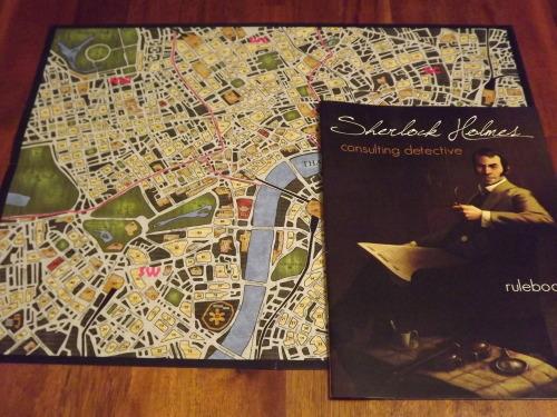 Sherlock Holmes Rule Book