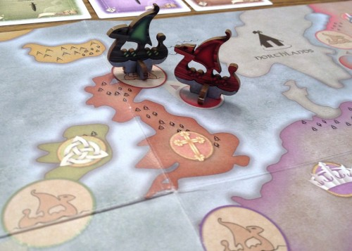 The new longboats stand out with a bit more clarity in clashes!