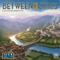 Between Two Cities - Cover