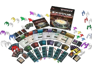 Exodus Edge of Extinction - Preview
