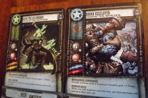 High Command Warlocks 1&2