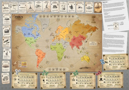 Steampunk Risk