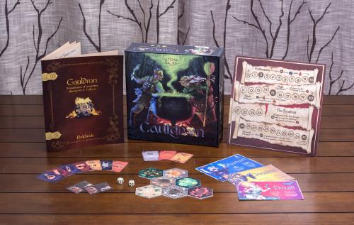 CAULDRON-game