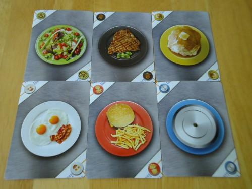Diner - Meal Cards