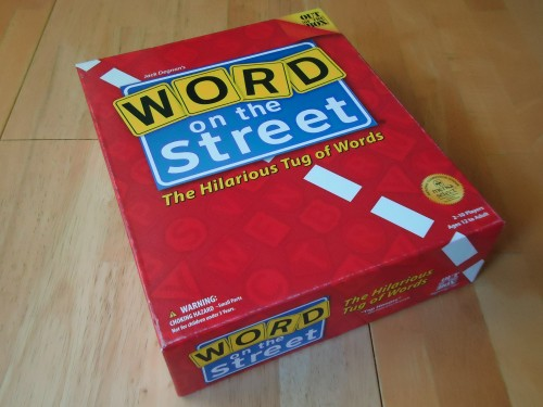 Word on the Street Box