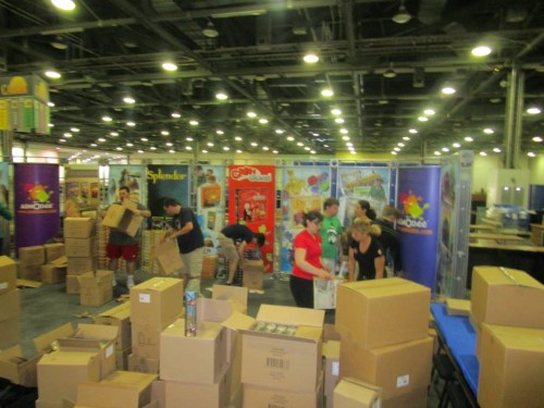 asmodee booth