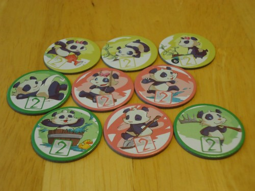 Takenoko Chibis Baby Pandas