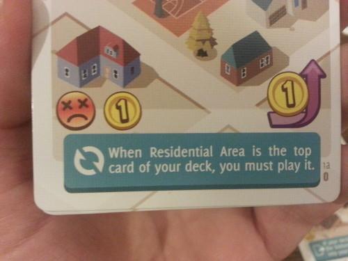Boo, Residential Area, booooo!
