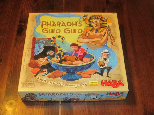 Pharaoh's Gulo Gulo box