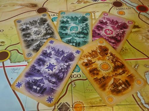 Africana Cards 1