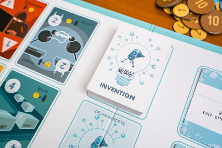The invention deck. It's full of inventions.