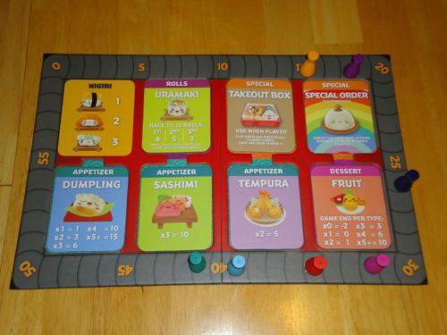 Sushi Go Party - Full Board
