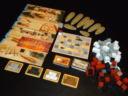 Imhotep Setup