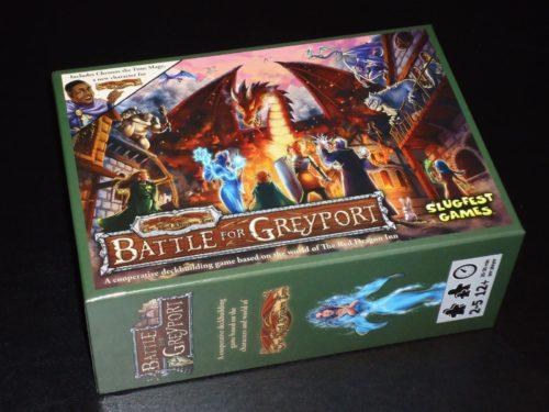 Greyport - Box