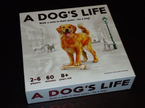 A Dog's Life - Box