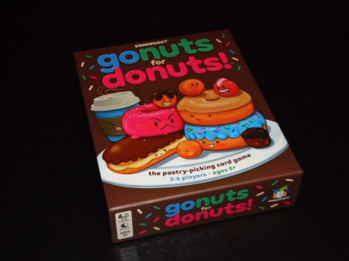 Go Nuts for Donuts - Box