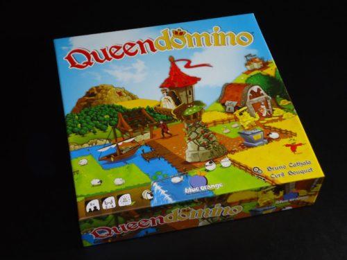 Queendomino - Box