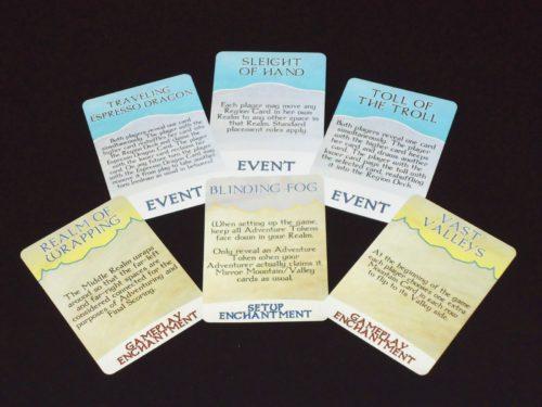 Fantastiqa RR: Events