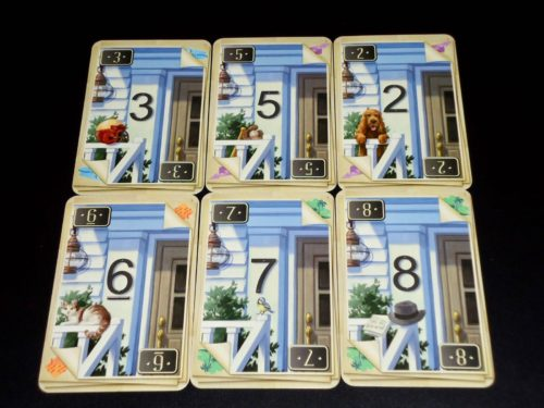 Welcome To... Number Cards