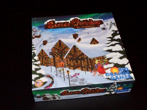Santa's Workshop: Box