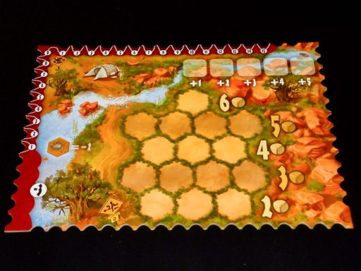 Outback - Board