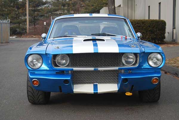 1965-1966 Shelby GT350