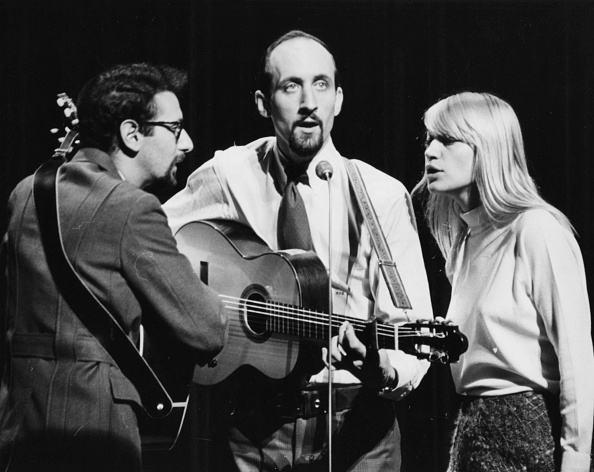 """Peter Yarrow and Noel Paul Stookey: """"Peter, Paul and Mary: Fifty Years in  Music and Life"""" (Rebroadcast) - Diane Rehm"""