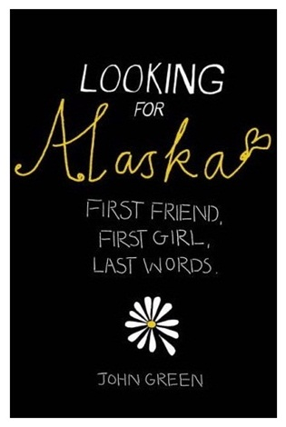 Image result for 3) Looking for Alaska: book