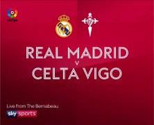 Xem lại: Real Madrid vs Celta de Vigo