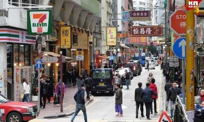 Едем в Гонконг смотреть на небоскребы, обезьян и покупать фейковые часы
