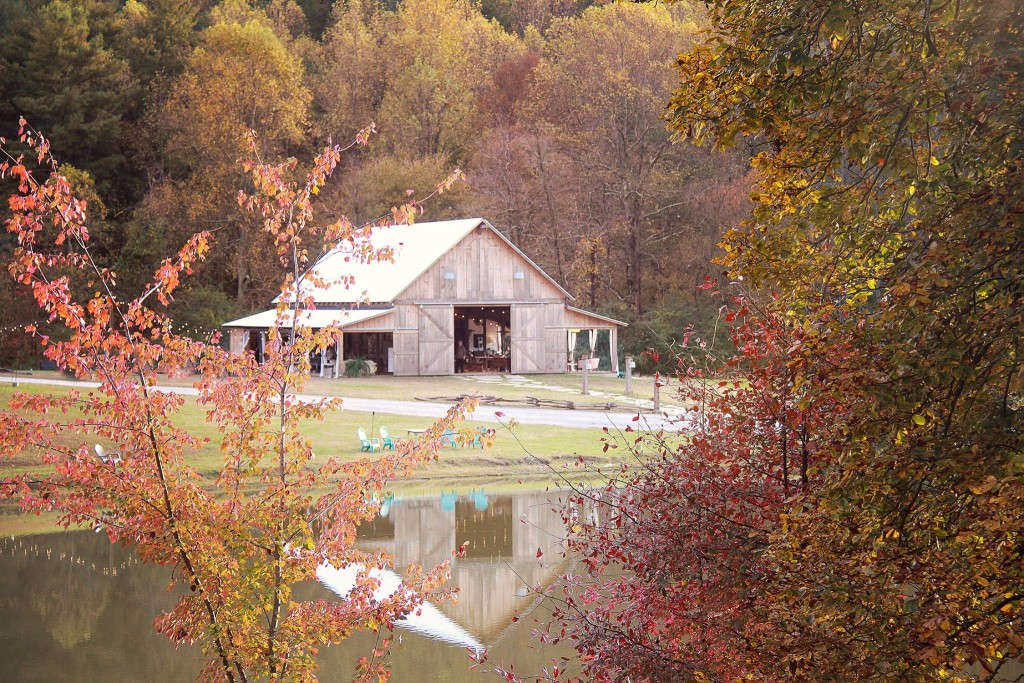 Deep South Farm Ellijay GA Rustic Wedding Guide