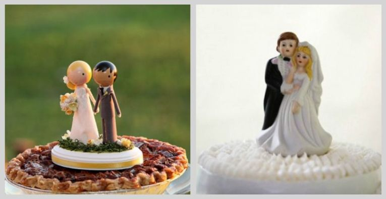 The Best Rustic Country Wedding Cake Toppers   Rustic Wedding Chic Looking