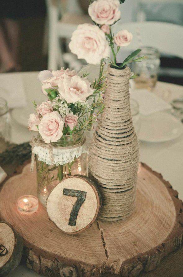 Rustic Wedding Centerpiece Ideas Rustic Wedding Chic