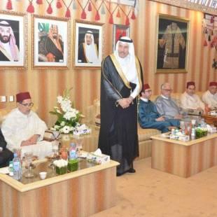 سفير خادم الحرمين الشريفين لدى المغرب يُقيم مأدبة إفطار بحضور كبار المسؤولين