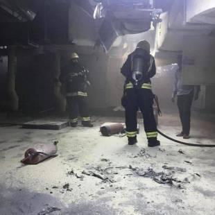 إخلاء فندق بـ«مركزية المدينة»بسبب اندلاع حريق