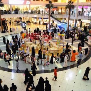 """المراكز التجارية تستقبل روادها على مدار 24 ساعة ضمن فعاليات""""موسم العيد"""""""