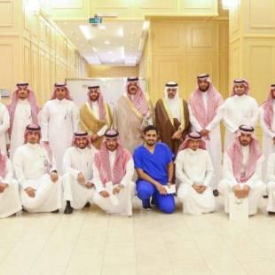 أمير حائل يرأس اجتماع مجلس شباب المنطقة