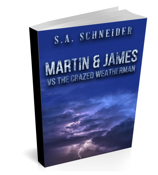 Martin & James vs The Crazed Weatherman