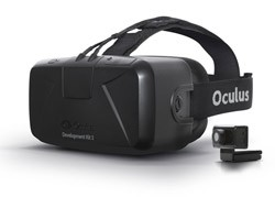 Oculus Rift Development Kit 2 image