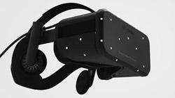 Oculus Rift 'Crescent Bay' prototype image