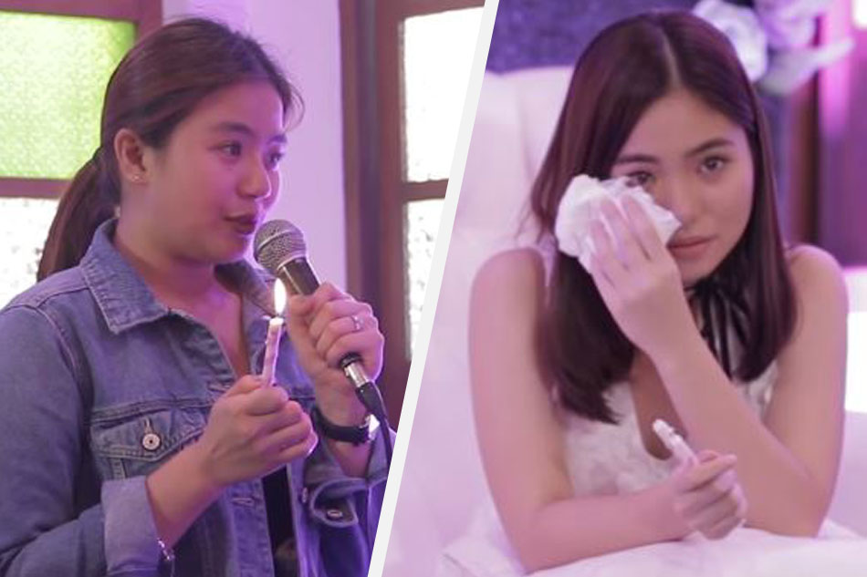 Sharlene San Pedro In Tears As Friends Give Birthday Wishes ABS CBN News