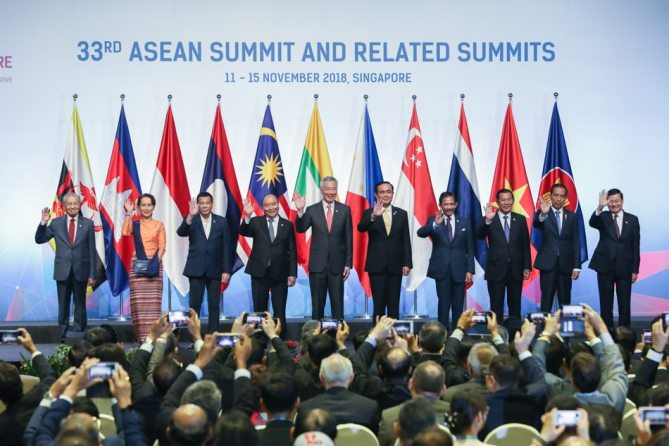 Image result for Asean summit 33 rd