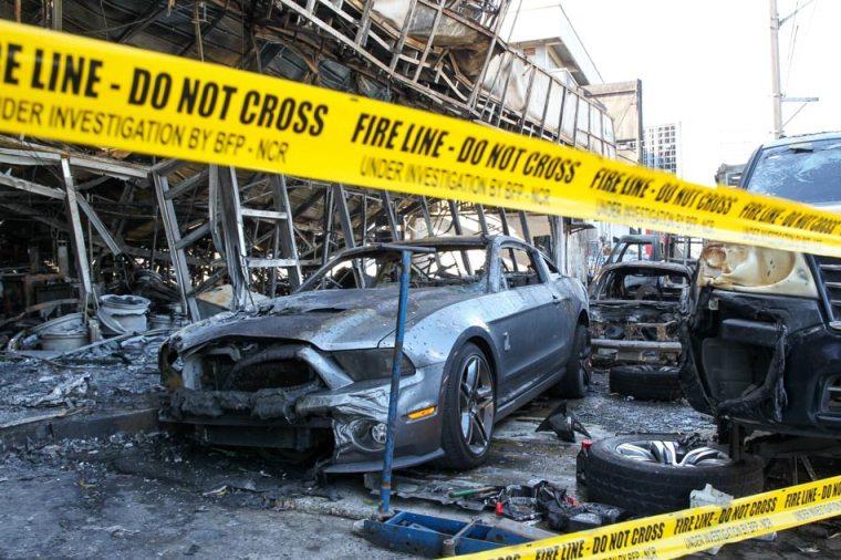 AutoPlus Fire Aftermath