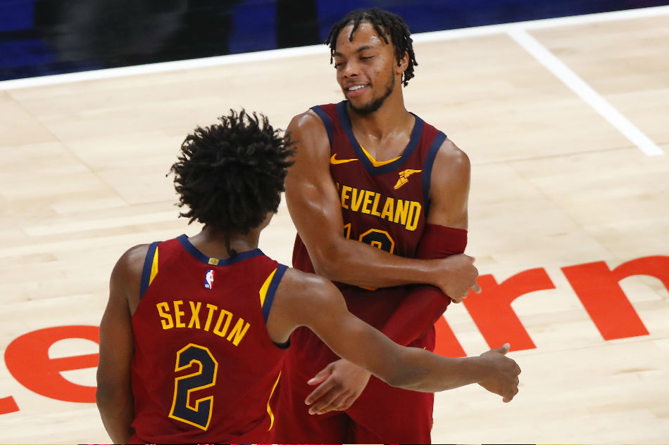 NBA: Cavs rally past Hawks behind Sexton's 27 points – Filipino News