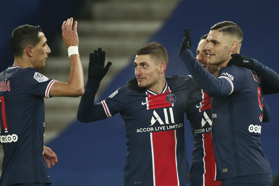 win with psg but lyon stay top of ligue