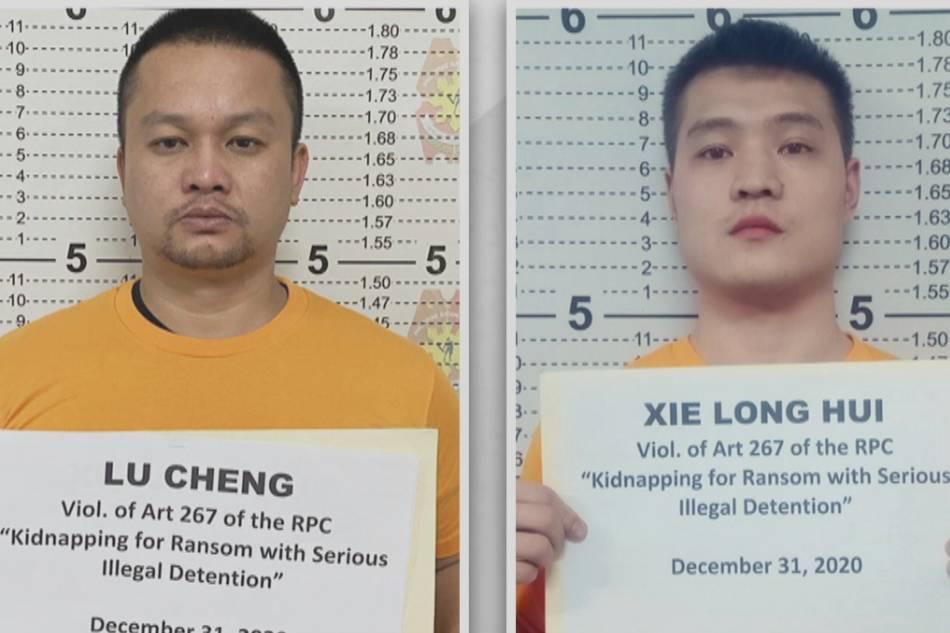2 mainlander Chinese kidnapped, tortured Taiwanese in Cavite – Filipino News