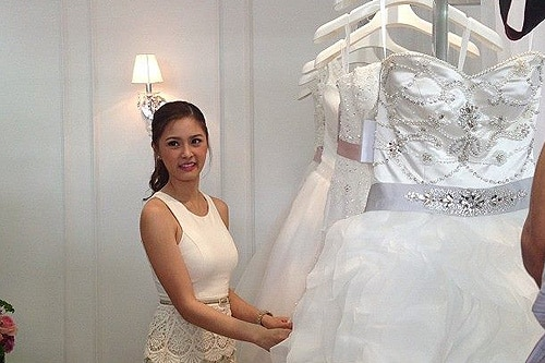Kim Chius Bridal Boutique Features RTW Gowns ABS CBN News