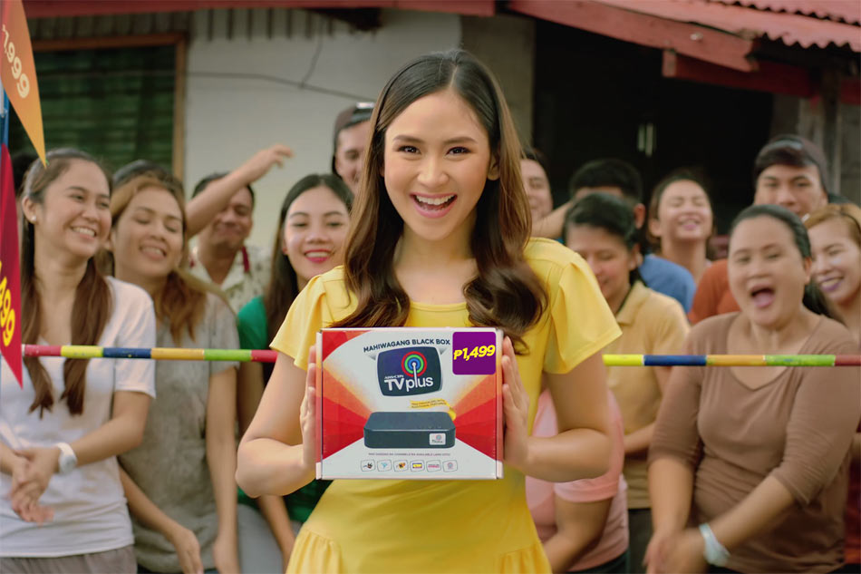 A cheaper price tag of P1499 and the expansion to other key areas in the country has helped ABS-CBN TVplus reach the two million mark. (Photo credit: ABS-CBN)
