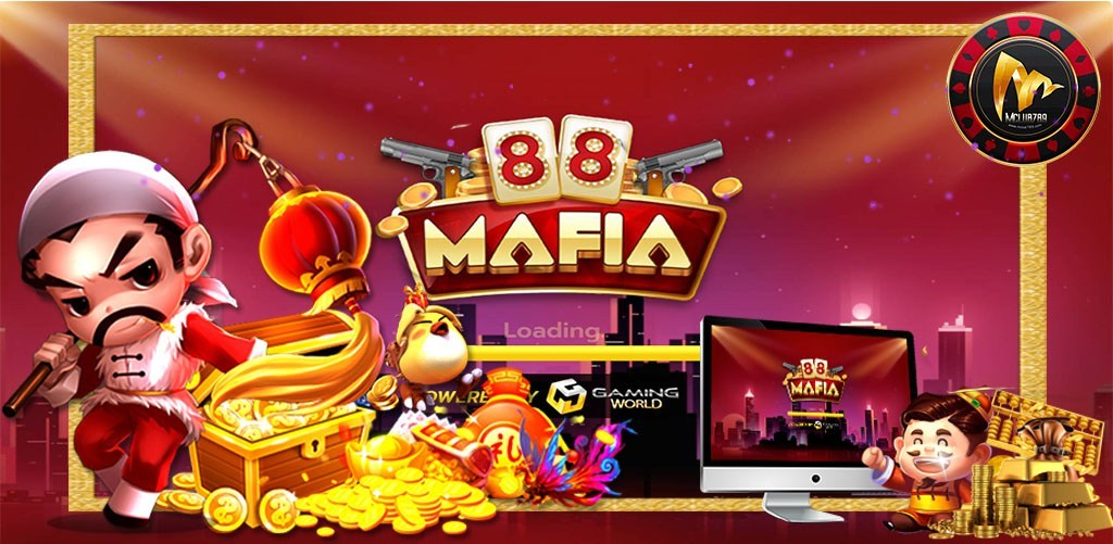 Play All the Interesting and Intriguing Games on Mafia88
